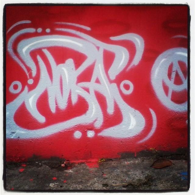 #ilovetag #tag #caligrafiadasruas #caligrafia #streetartrio #nobã630 #graffitirj #instagrafite #instagraffiti #urbanart #lovestreet