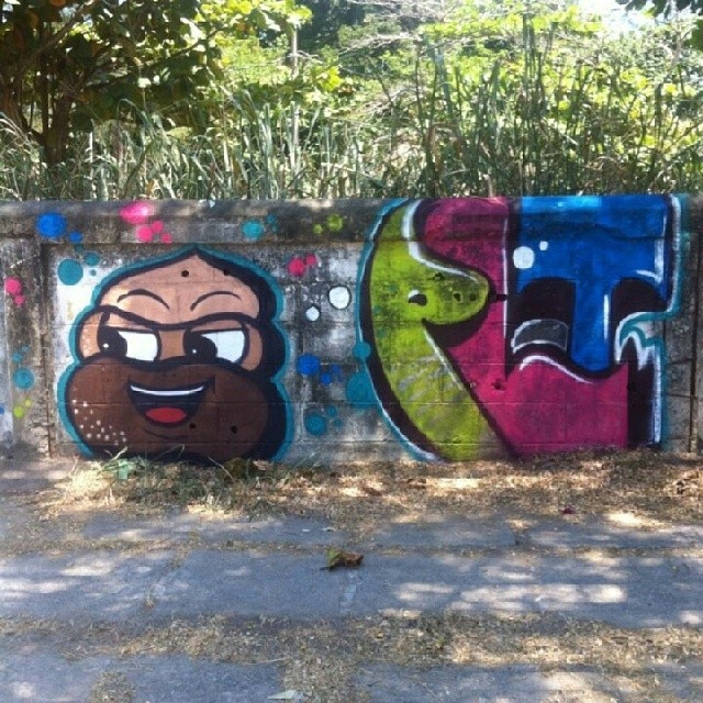#plantiocrew #graffiti #streetartrio #spraypaint #aerosolart #graffitirio #graff #instagrafite #instacolors #streetartandgraffiti #plt #street #art #urbanart #DmL #riodejaneiro #rua #caradesorvete #rj