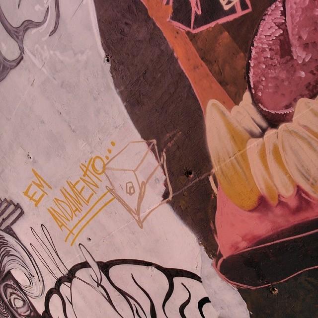 #processo #process #art #urbanart #streetartrio #streetart #arteurbana #heitorcorrea com @joaomazza e @igorsrcnunes