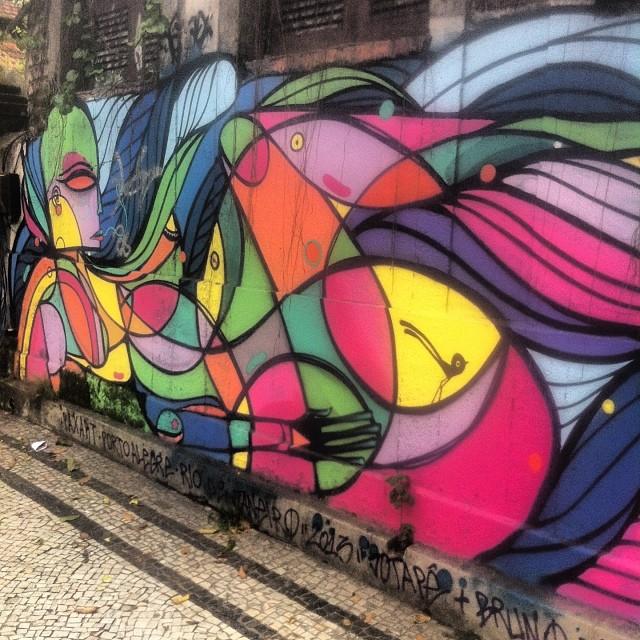 #streetart #art #streetartrio #graffitti #riodejaneiro #rj #color #pels