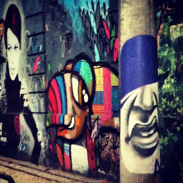 #streetartrio composição...