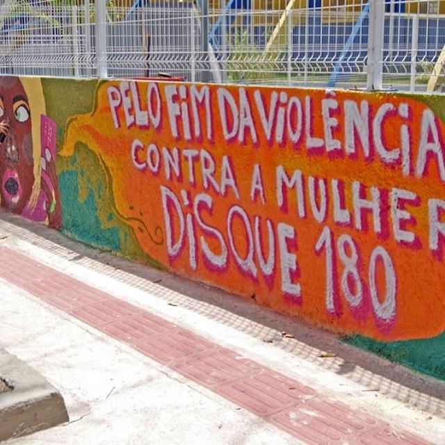 #xoviolencia #streetartrio