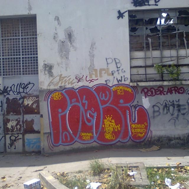 @poderafro no Penhão