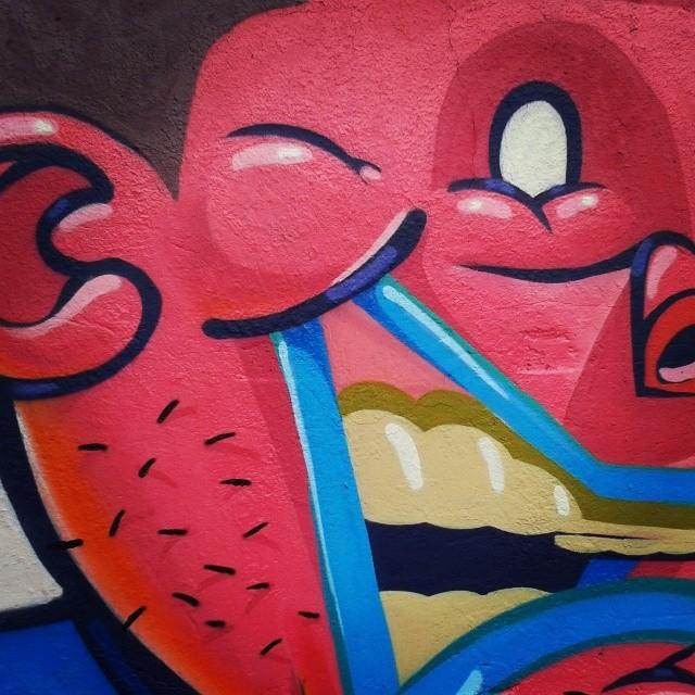 Detalhe @brunolifekvk #kovokcrew #streetartandgraffiti #streetartrio