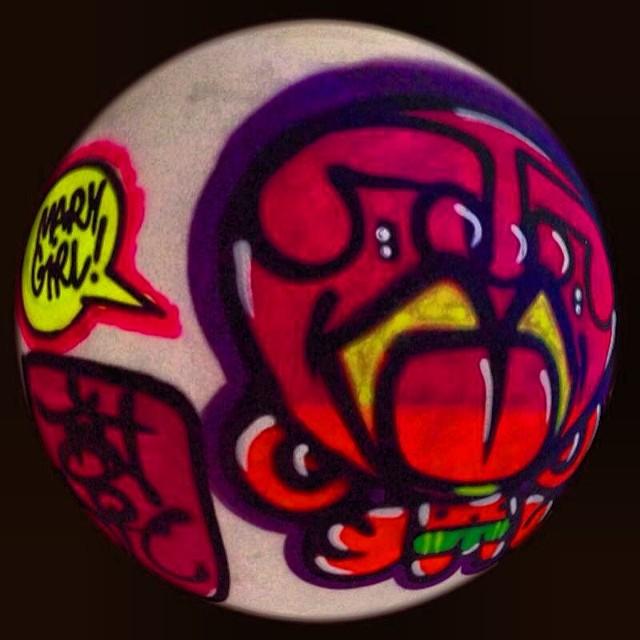It's friday!!! #graffiti #djonereal & #marygirl #artcollective @idolnoproject  #artederua #artespray #streetart #streetartrio  #fisheye