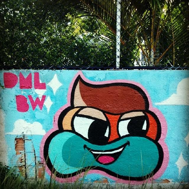 #plt #streetrj #streetartrio #streetartandgraffiti #art #arterua #arteurbanarj #urbanart #graffitiart #graffitirio #graffiti #good #instagrafite #instacolors #instagood #DmL #rua #rj #urban #caradesorvete #new #graff #picoftheday #photooftheday #plantiocrew #photo #terreirão #spraypaint #aerosolart