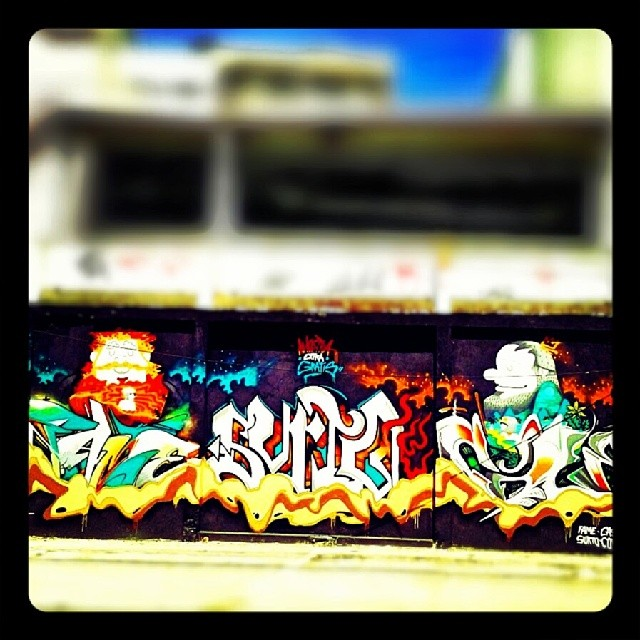 #streetarteverywhere #streetartrio #tijuca #professorgabizo #mural