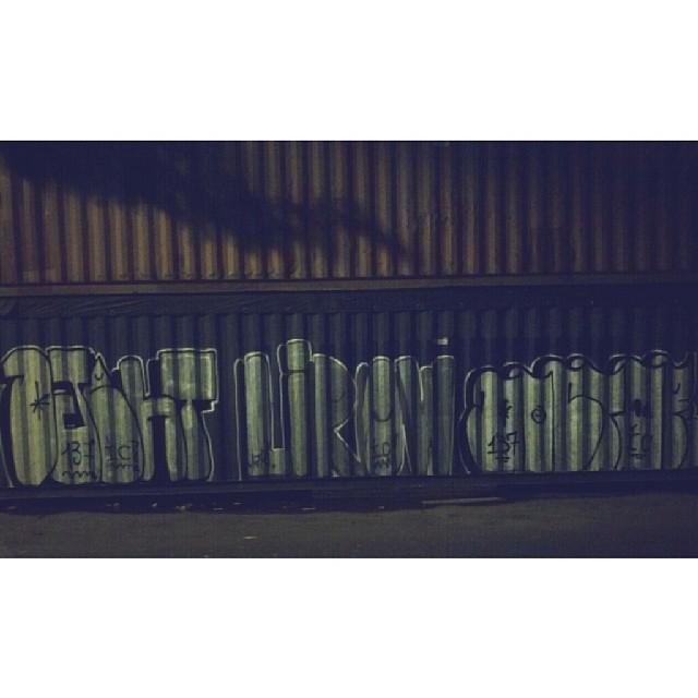 Ataque Soviético ! #writer #bomber #bombingattack #morethangraffiti #graffiti #streetartrio #streetart #vandal #fuckthepolice #brazil #riodejaneiro #discobryso #spraydaily