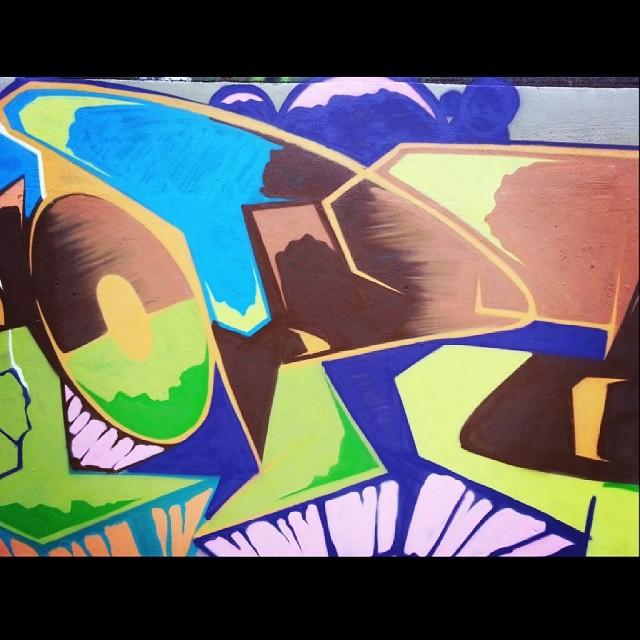 Detail | 2014 #EraCircus #IMA #FactoryOfLetters