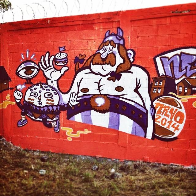 GaleRIO Parte II! #nrvo #streetartrio #carvas #aeg #obelix #burger #olhogordo #olhogrande #burgerking @galeriooficial #galerio
