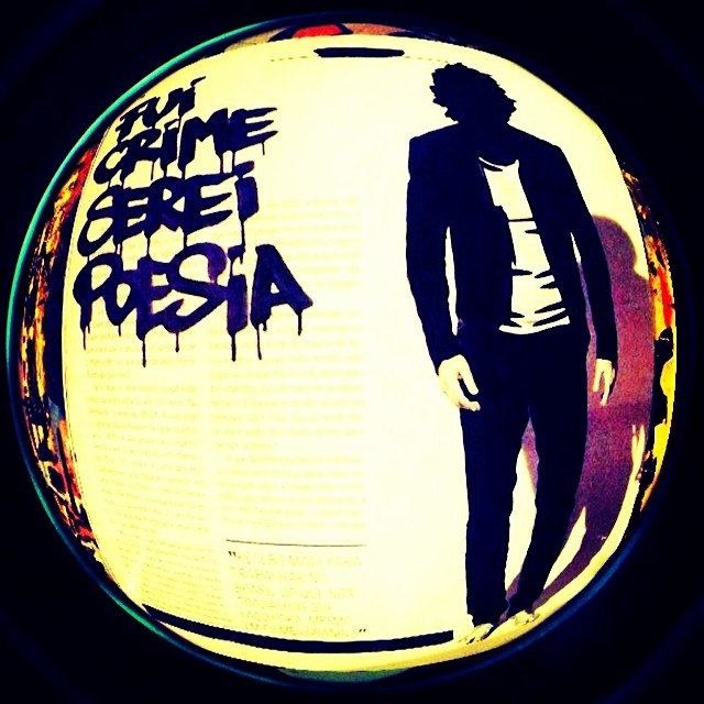 #fuicrimesereipoesia #art by #artcollective @idolnoproject #crew #djonereal @b_mendezzz #marygirl #idolnoestudio #artederua #streetart #streetartrio