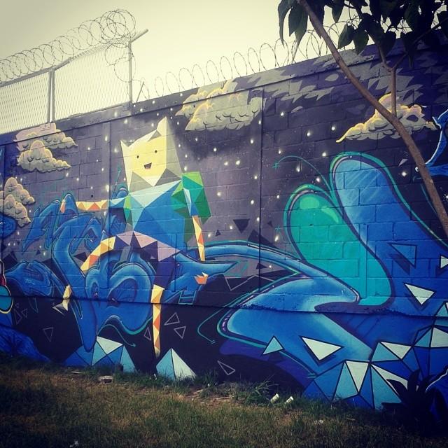 #galerio #eixorio #streetartrio #streetart #grafitti #graffitiart #finnthehuman #finn #adventuretime #arteurbana #art