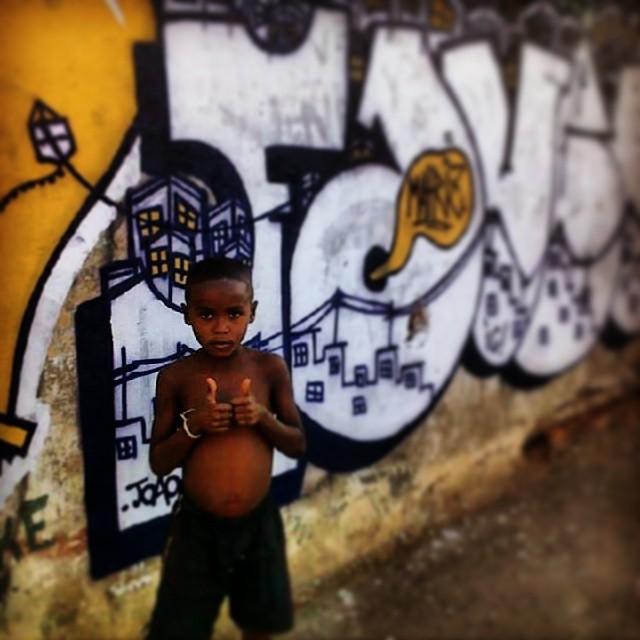 #ic #137 #egt #streetartrio #favela #