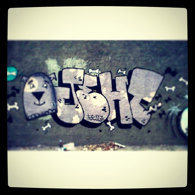 #invasaocrew #137 #egt #graffiti #trowup #vandal #streetartrio #streetart #cachorroloco