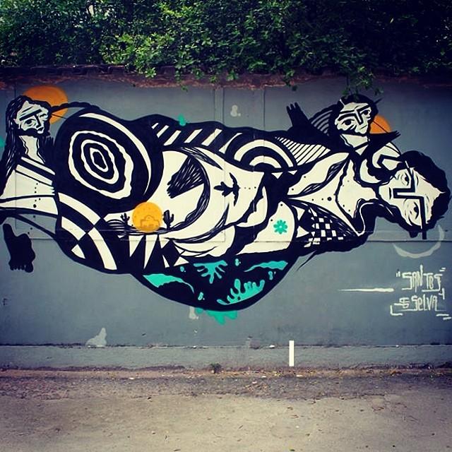 #nrvo #gmemi #guilhermemi #streetartrio