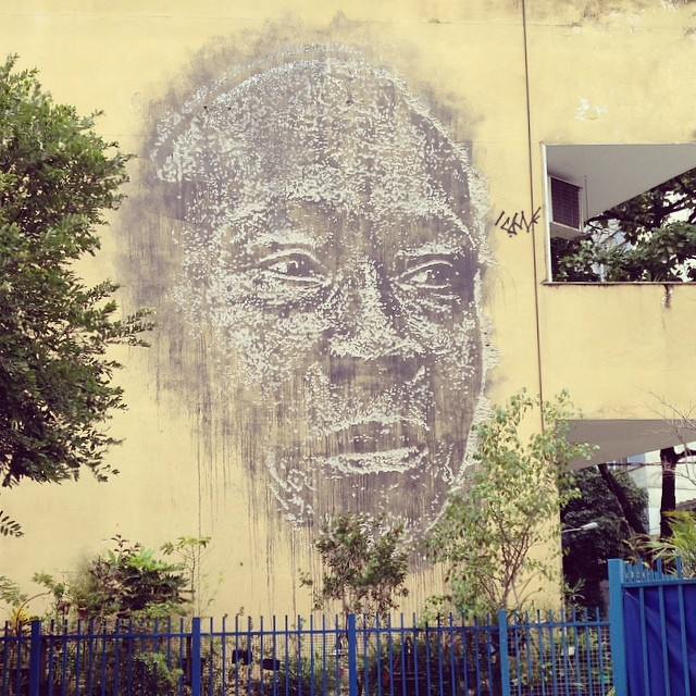 #streetart #streetartrio #copacabana