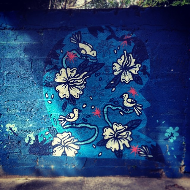 Blue lagoon - 2013 @bucketfeet @bucketfeet_artists #nrvo #aeg #carvas #riodejaneiro #brasil #bucketfeet #viniciuscarvas #streetartrio