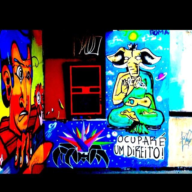 Cores! #graffiti #bomber #romastreetart #streetartrio #streetart