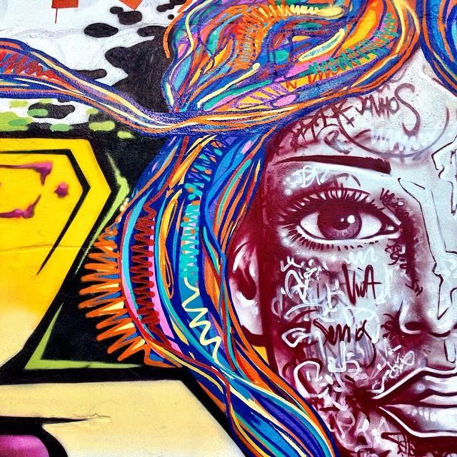 Detalhe com meu parceiro @marcelojou #graffiti #instagrafite #streetartrio #freehand #freestyle #spraypaint #fins #marcelojou #riodejaneiro #rio #rj #mentone #marceloment