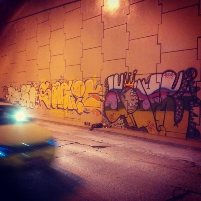 Di roléx... RDOISÓ.ZAGRI.PODER #graffiti #streetartrio #bomb #ruasdazn #oldistrue