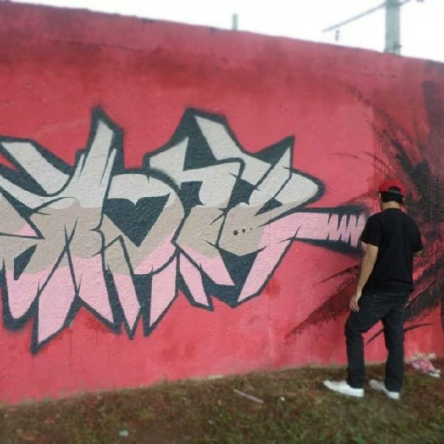 #Dtone #graffiti #cosmos #wildstyle #streetartrio