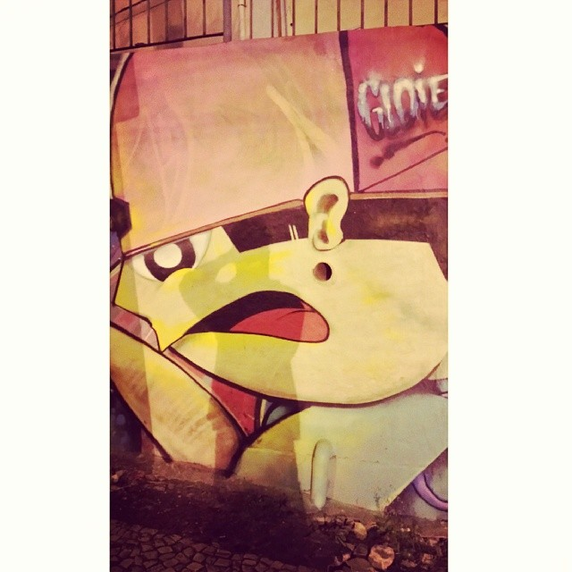 #Gloye #streetartRio