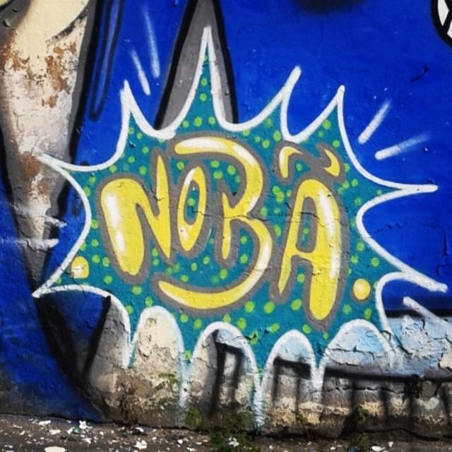 My name is #artistasurbanoscrew #ruasdazn #nobã630 #tagsandthrows #throwup #tags #instagraffiti #caligrafiadasruas #streetwriters #graffitiwriters #writers #bomb #coresdosuburbio #suburbiocarioca #streetartbrasil #streetartrio #znfazencomoda