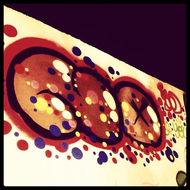 #NO  #graffiti #bomb #cap #berlotag #crew #djonereal @sockppxi #artcollective @idolnoproject  #artederua #arteurbana #streeetart #streetartrio