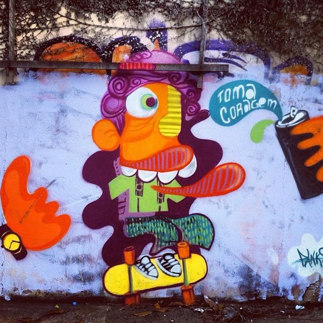 Panks. #StreetArtRio