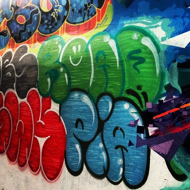 Preza do bomb monster @hellogabriel_7 #obs #road #swk #pia #braga #fleshbeckgrill #streetart #streetartrio #graffiti #djonereal @marygirlstyle