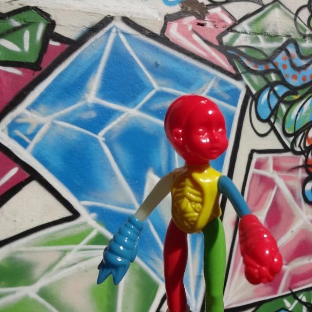 REEfraction. #mrree #paulkaiju #refraction #diamond #malocabr #riostreetart #streetartrio #urbanart #graffitiart #artederua #arteurbana #graffitibrasil #riodejaneiro