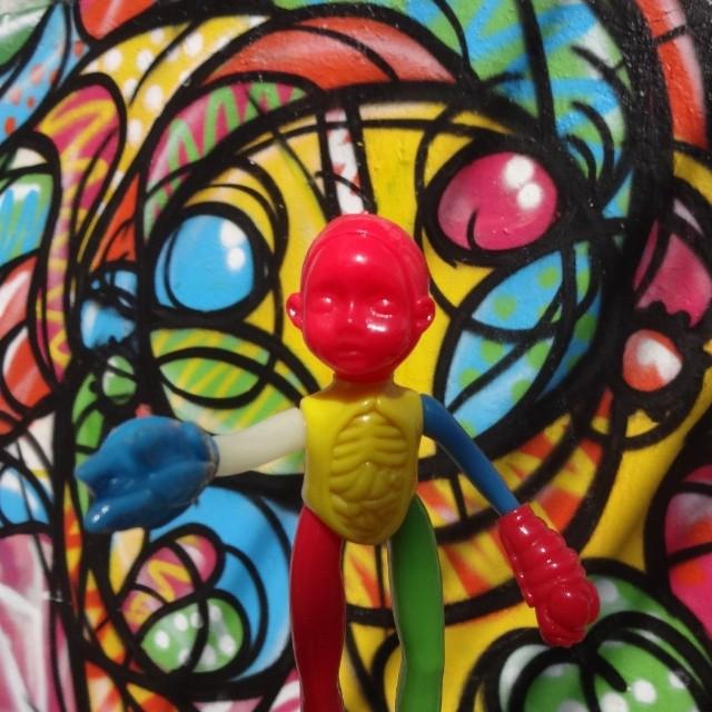 Spectral Mr. REE. #mrree #paulkaiju #malocabr #riostreetart #streetartrio #urbanart #graffitiart #artederua #arteurbana #graffitibrasil #riodejaneiro