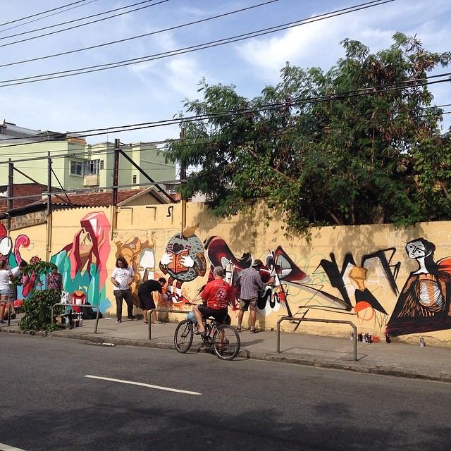 Tijukistão #graffiti #riodejaneiro #streetartrio