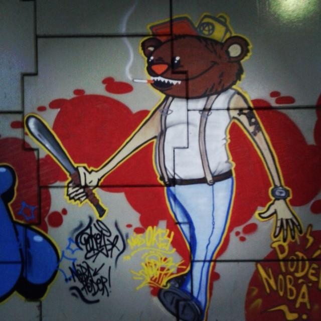 Tramp #artistasurbanoscrew #imagempublicadarebeldia #ruasdazn #instagraffiti #graffiti #graffitiporn #suburbio #suburbiocarioca #znfazencomoda #tagsandthrows #gangdosuburbio #graffitiwriters #writers #streetwriters #worldgraffiti #streetartrio #streetartbrasil #legal #ilegal #fodase #tonarua