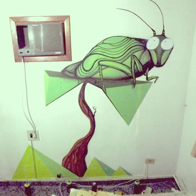 Work. Cultive a esperança. #Art #artevida #esperança #boladeneve #Streetart. #artederua. #Graffiti #arte #Streetartrio