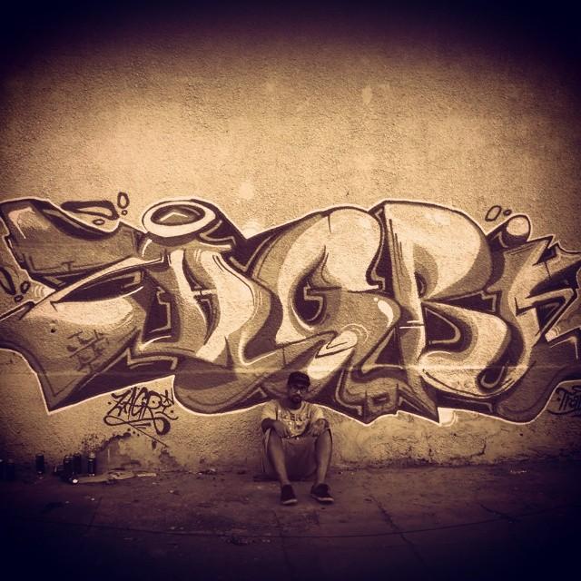 #ZAGRI #graffiti #streetartrio #ruasdazn