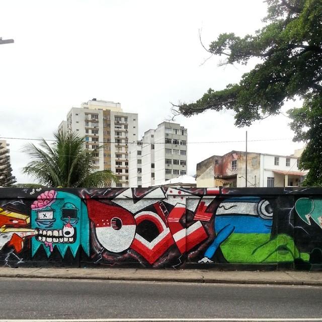 #errejota #rjstreetart #riodejaneirograffiti #riodejaneiro #rj #TrapaCrew #torcidagraffiti #tijuca #urbanart #instagrafite #instagraffiti #arterua #arteurbana #streetarteverywhere #streetartrio #streetart #graffiticarioca #grafite #graffitilegends #grajau