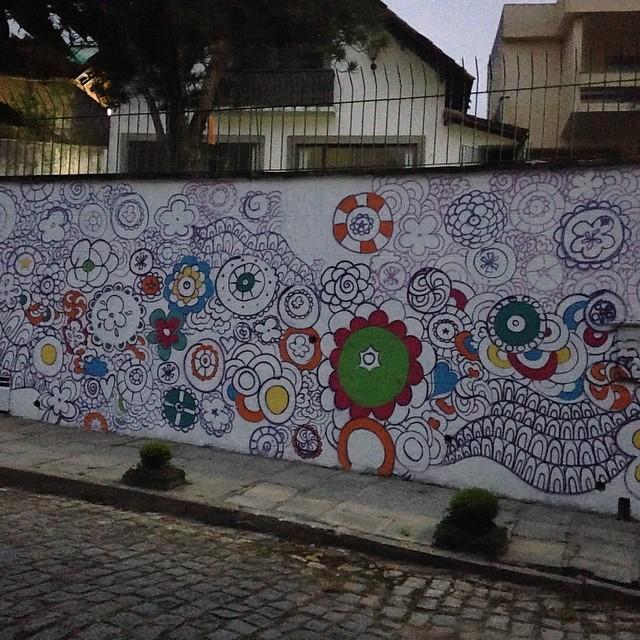 #graffiti #grafiterj #arteurbana #mtn #riostreetart #colors
