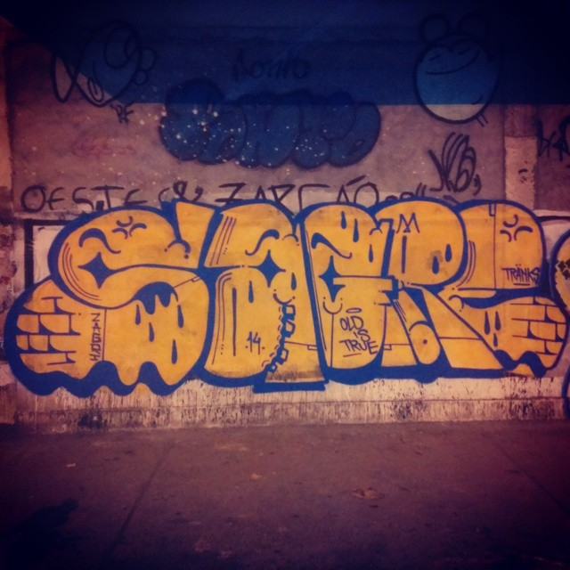 #graffiti #streetartrio #oldstyle #oldistrue #bomb #avenidabrasil