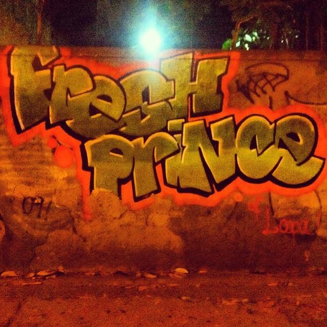 #streetart #streetartrio #freshprince #willsmith #lapa