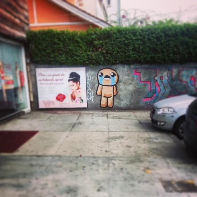 #streetartrio #polho te zuaram hein @renangama