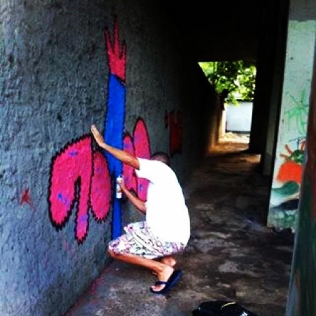 #70120 #streetartrio #streetart #urbanart