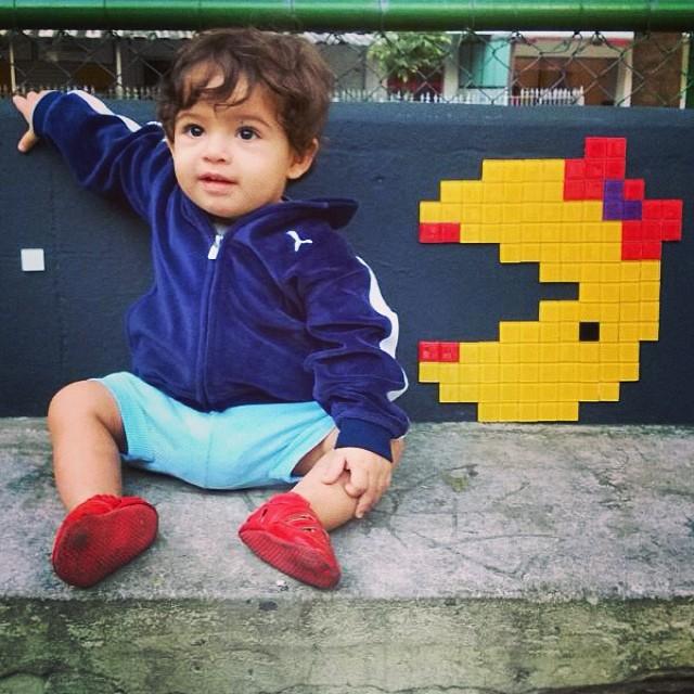 8-bitchinho #StreetArtRio #ArteRuaRio #RJStreetArt #RioStreetArt #StreetArt #StreetArtBrasil #StreetArtBrazil #8bit #UrbanArt #ArtedeRua #ArteUrbana #InstaGraffiti #InstaGrafite #PixelArt #Pixel #art #streetarteverywhere #streetartofficial #8bitchproject #8bitch #8bitproject #riodejaneiro #serhurbano #ocupaçãoserhurbano #pacman