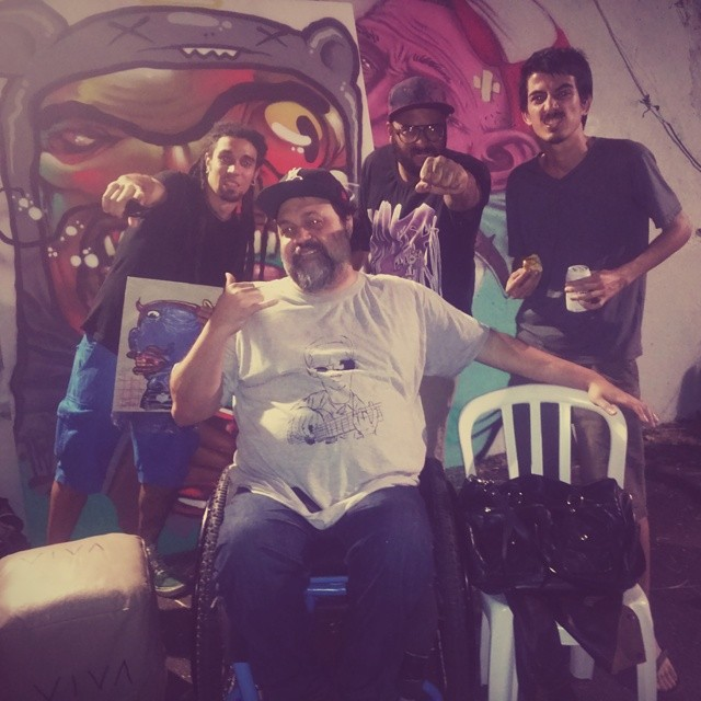 @marceloyukaoficial @kros2000 #Sesc #Naviu #ZAGRI #tijuca #streetartrio