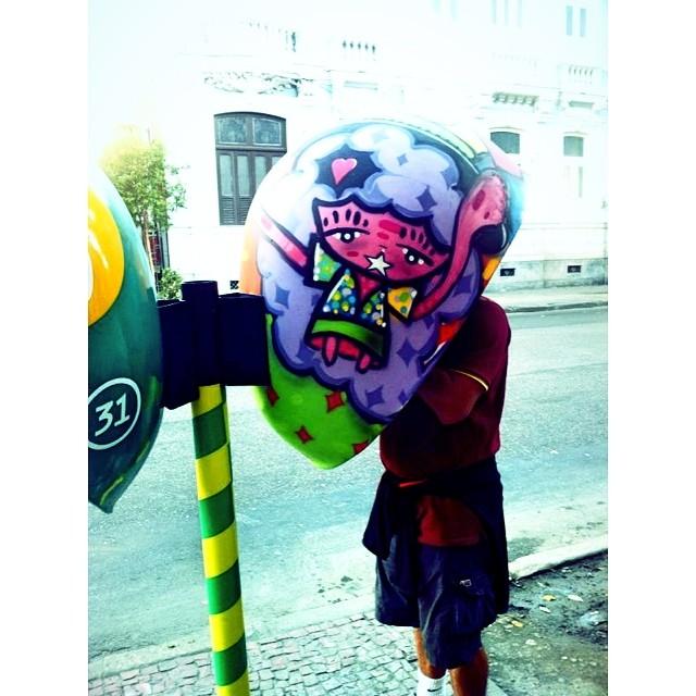 @sockppxi #persona #streetart #lapa #streetartrio #graffiti