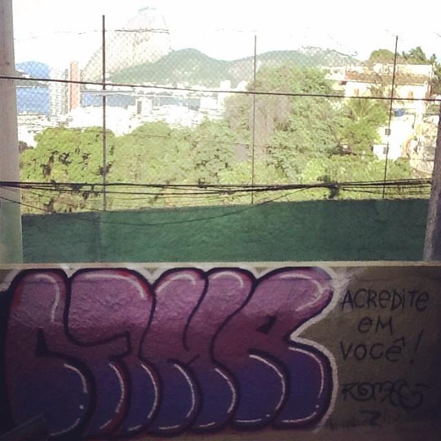Acredite em você! #ilovebombing #streetartrio #street #art #brazil #graffiti #instaart #spray #riodejaneiro #rj #instagraffiti #graffiti #graffite #artederua #art #artist #urbanart #graffitibrazil #graffitebrazil #loveart #spraypaint #streetart #freestyle #graffitirj #graffrio #rua #mtn #hiphop