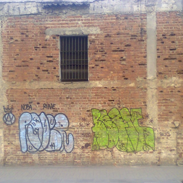Ao lado do fera beam #carreirasolo #imagempublicadarebeldia #tagsandthrows #vandal #StreetArtRio #graffitirj
