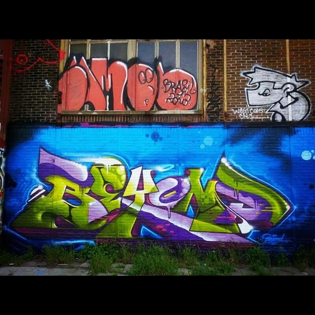 Beyond #graffitishot #graffitiporn #graffitiwall #graffiti_and_grime #graffitiworld #graffitichannel #graffiti #spraycanart #aerosolart #piece #urbanwalls #urbangraff #urbangrafite #klotter #ilovegraffiti #ilovebombing #wallburner #wallart #instagraffiti #instagraff #streetarteverywhere #streetphotography #streetartrio #streetart #streetartofficial