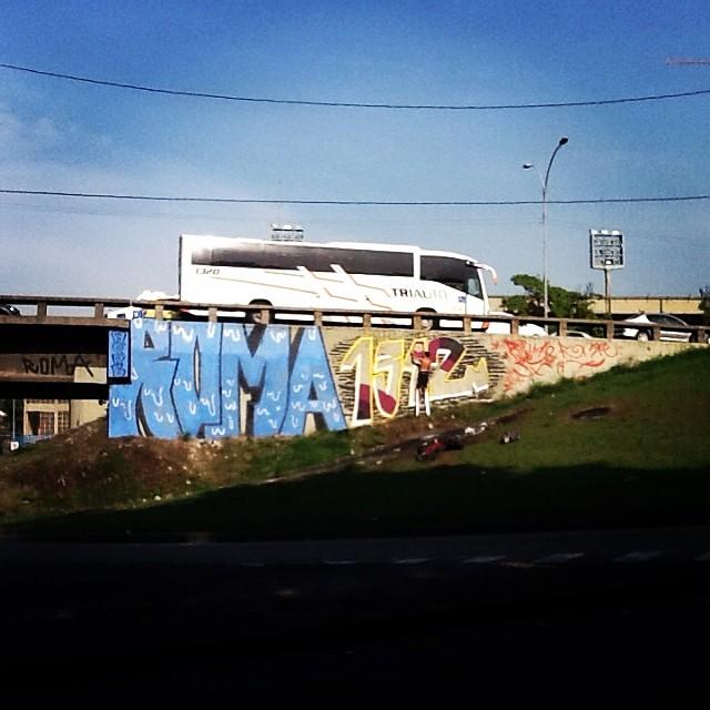 Bog bomber #ilovebombing #streetartrio #street #art #brazil #graffiti #instaart #spray #riodejaneiro #rj #instagraffiti #graffiti #graffite #artederua #art #artist #urbanart #graffitibrazil #graffitebrazil #loveart #spraypaint #streetart #freestyle #graffitirj #graffrio #rua #mtn #hiphop
