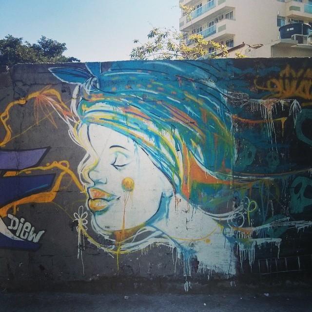 Coisa linda, @ilpe77.  #StreetArtRio